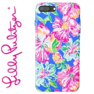 NWT Lilly Pulitzer Phone Case for iPhone 7/8 Plus